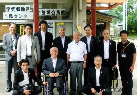 鶴岡市議会 総務常任委視察/岐...